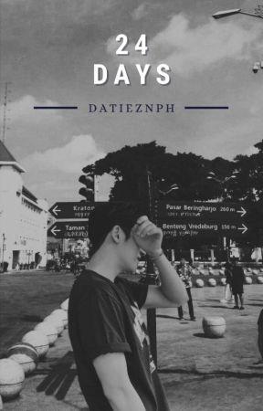 24 Days ✅ by datieznph