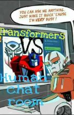 Transformers Prime chat room fanfic by LuminaPearl