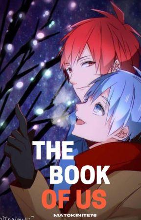 The Book of Us: AkaKuro by matokinite76