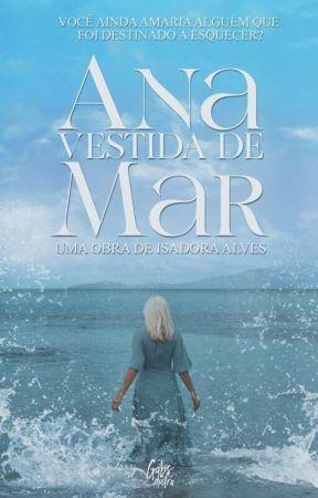 Ana vestida de mar. | ✓ by isadoraalvezzzz