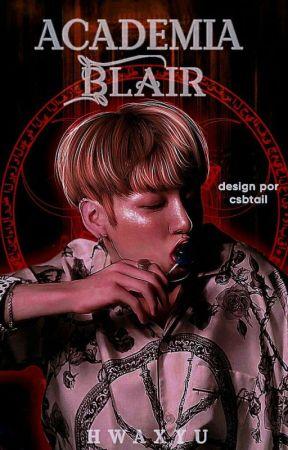 Academia Blair || jjk + pjm by LYNEFISTO