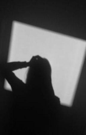 Das depri Mädchen...💔 by x_Alicia2212_x
