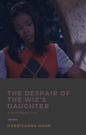 the despair of the wiz's daughter. by harriyanna