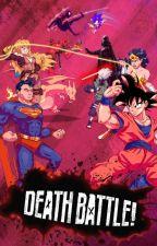 Death Battle ideas by KamenRenFuji