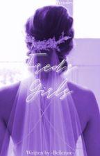 Fred's Girls - Alternative ending to Delia - Fred Weasley  by -Bellerose-
