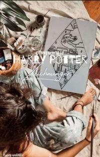 Harry Potter - Meine Zeichnungen cover