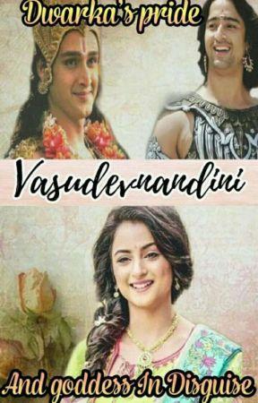 Vasudevnandini:Dwarka's pride and goddess in disguise(Book-1 Of Subhadra Series) by Madhavsakhi