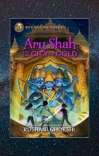 Aru Shah 3.5 by calypsowriting
