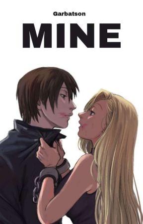 Mine - Saiino by GarBatson
