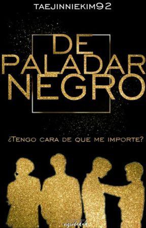 De Paladar Negro by TaeJinnieKim92