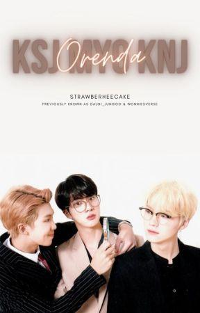 Orenda   KSJ • MYG • KNJ by dalgi_jungoo