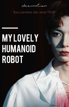 My Lovely Humanoid Robot ∙¦∙ Lee Heeseung by deernalion