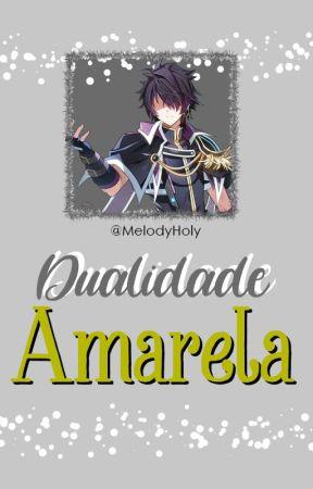 Dualidade Amarela by MelodyHoly