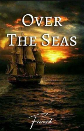 Over The Seas || Frerard + Petekey by BlondeFrankIero
