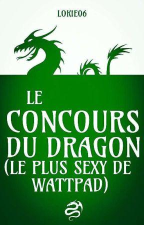 Le concours du dragon by Lokie08