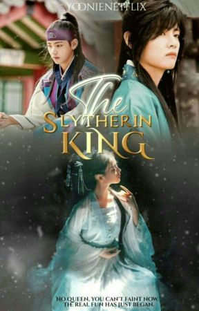The Slytherin King    KTH by yoonienetflix