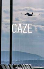 GAZE  by mint_grin