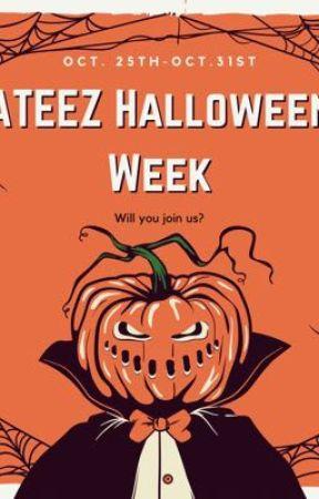ATEEZ Halloween Week by celestialwishes