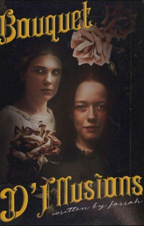 Bouquet D'Illusions ▷ Enola Holmes  by -stellaric