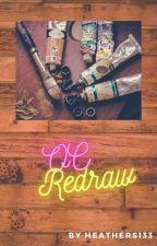 OC Redraws! by Heathers133