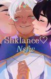 lance is a slut (shklance nsfw) cover