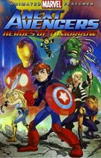 The Next Avengers Heroes of Tomorrow x Son of Spider Man Oc by LaxfellingV2