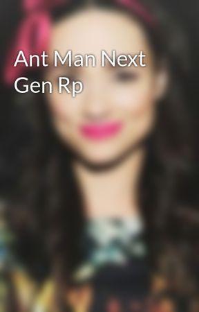 Ant Man Next Gen Rp by Tessa_Stark2