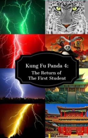 Kung Fu Panda 4: The Return of The First Student by Xx-Kopa-TLK-Fan-xX
