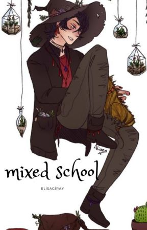 MİXED SCHOOL  by elisagiray