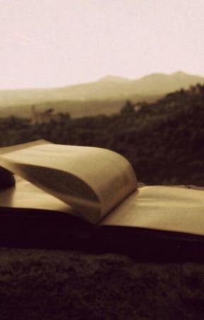 Volum de poezii I by CodrinBradea