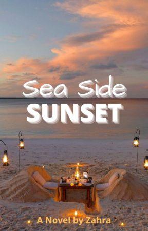 Sea Side Sun Set by FrozenRaysOfSunshine