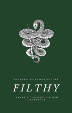 Filthy ; Draco Malfoy by -babynaomi