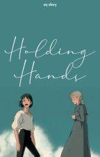 holding hands   tewkesbury by en-diary