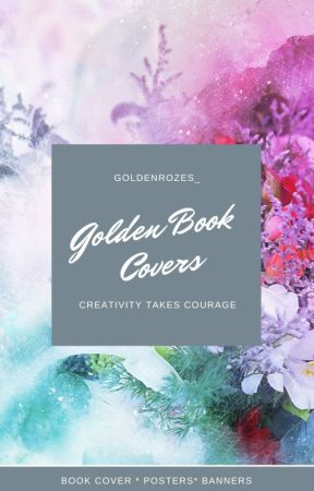 Golden Book Cover by goldenrozes_