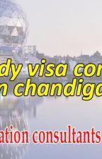 Best immigration consultants in Chandigarh by edengroupchandigarh