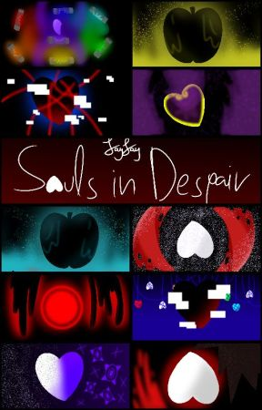 ::Souls in Despair:: ::An Undertale fanfic by JayJay:: by JayJayButterbug