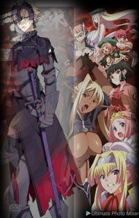 FATE Kuroinu: Demi-Servent OC cover
