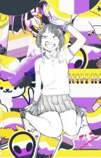 """* ☆ """" It's They / Them, Idiot! """" ☆ *   Boku No Hero Academia x Nonbinary Reader by -DR3AMXD-"""