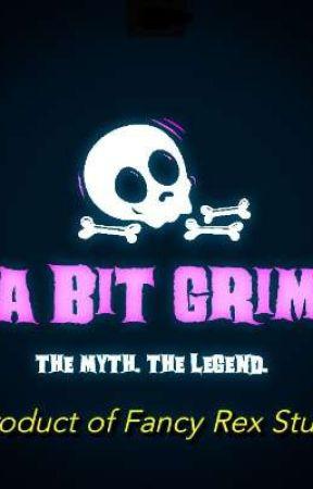 Grim's Book Full of Fantabulous Rubbish  by aBitGrim