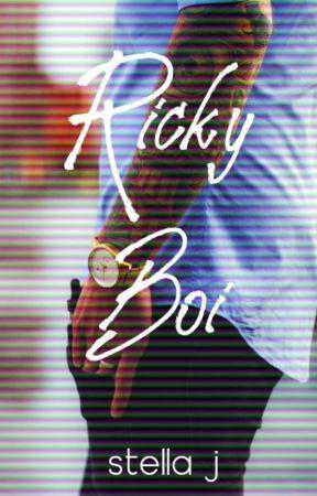 Ricky Boi by StellaJMorrow
