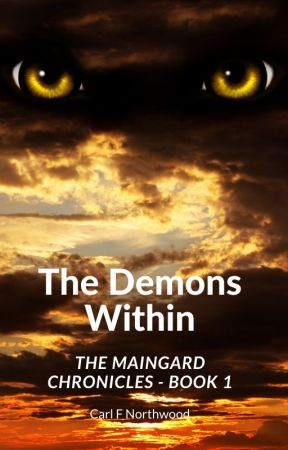The Demons Within by CarlFNorthwood