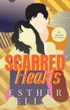 Scarred Hearts [A Hearts of Gold Novel] cover