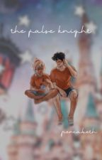 the false knight ✧ percabeth au by petersdonuts