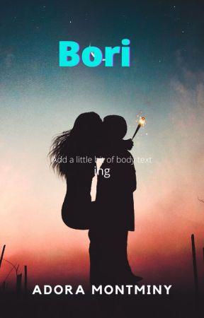 An online Bori love story :3 by HimynameisLondyn
