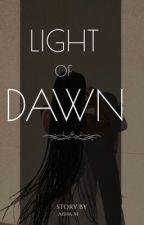 The Light Of Dawn  by goddessndlovu