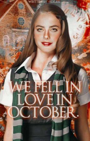 WE FELL IN LOVE IN OCTOBER | lavender brown by feltsxn