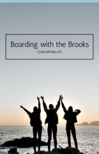 Boarding with the Brooks cover