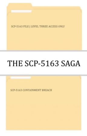 SCP-5163 | LEVEL THREE ACCESS ONLY by JustinDoesStuff1