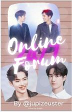 Online Forum (YiZhan) by jupizeuster