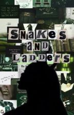 Snakes and Ladders (Draco Malfoy Fanfic ft Harry!) by l0ve1ymalf0y
